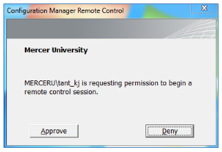 MU Information Technology - SCCM