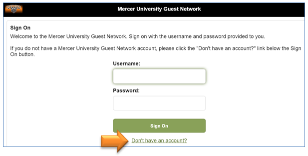 MU Information Technology - Accessing MU-Guest