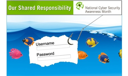 Phishing scams - don't get reeled in!