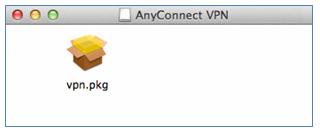 MU Information Technology - VPN Client Mac